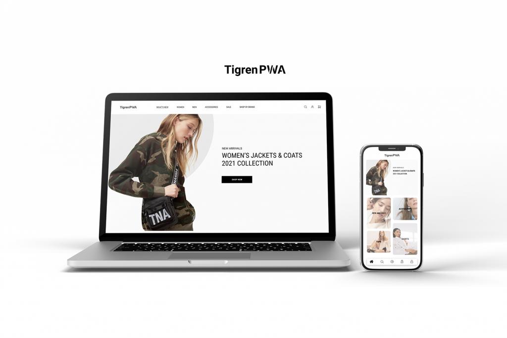 tigrenpwa theme review
